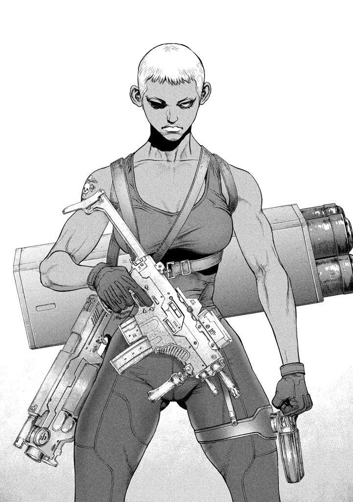Boichi character designs are undefeated!   #Manga #Origin #Boichi #Michelle #Illustration #Drawing #Art<br>http://pic.twitter.com/IHpjH57rGQ