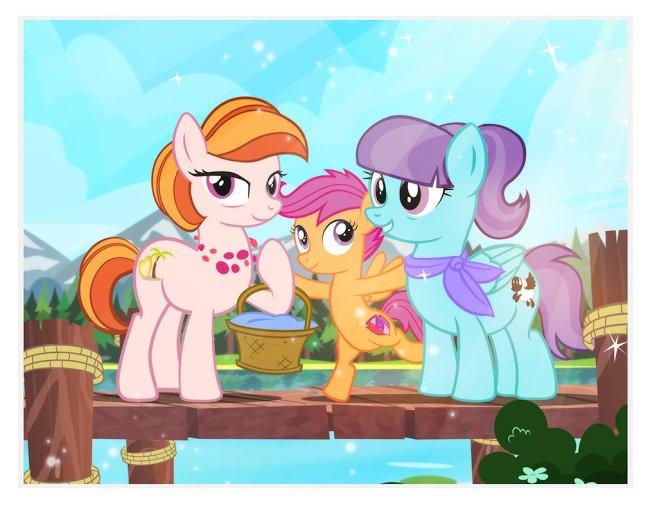 Kids Cartoon Show Introduces Lesbian Pony Couple