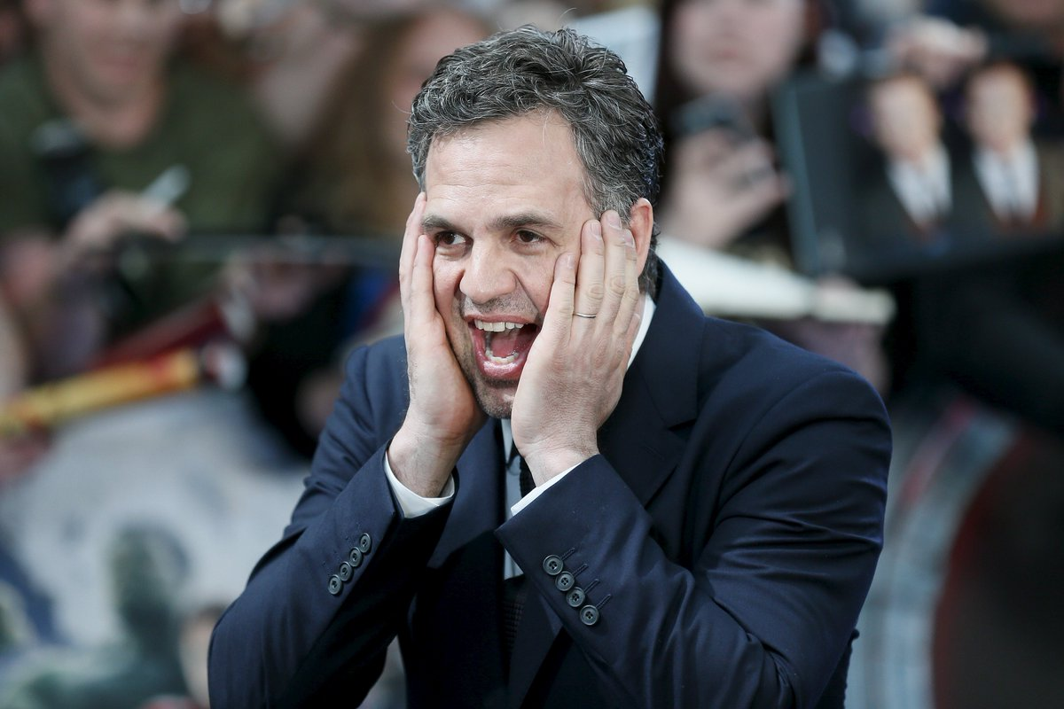 Mark Ruffalo accidentally livestreamed part of Thor: Ragnarok