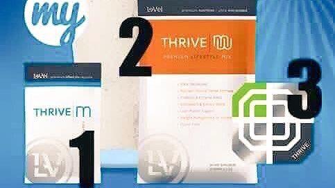 thrive patch vitamins