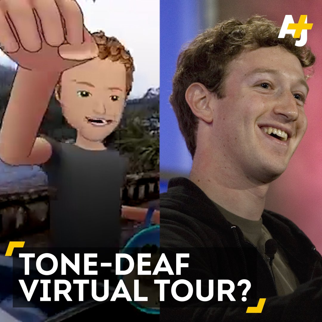 Was Mark Zuckerberg's VR tour of Puerto Rico tone-deaf? https://t.co/l...