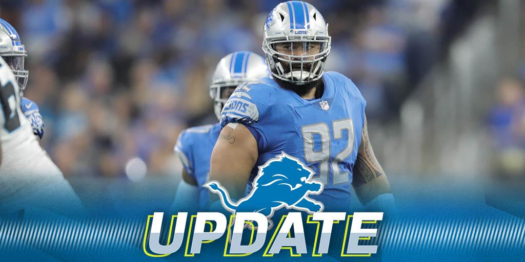 Lions place 5-time Pro Bowler on injured reserve: https://t.co/QOcp4AIkFe https://t.co/WoZkJTSBio