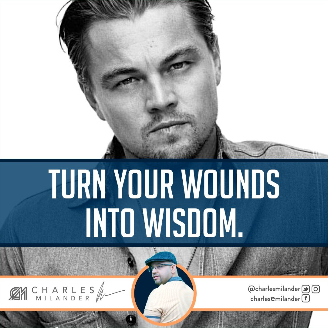 Turn your wounds into wisdom. #working #founder #startup #money #magazine #moneymaker #startuplife #successful #passion #inspiredaily #har<br>http://pic.twitter.com/MBHFgAe79v
