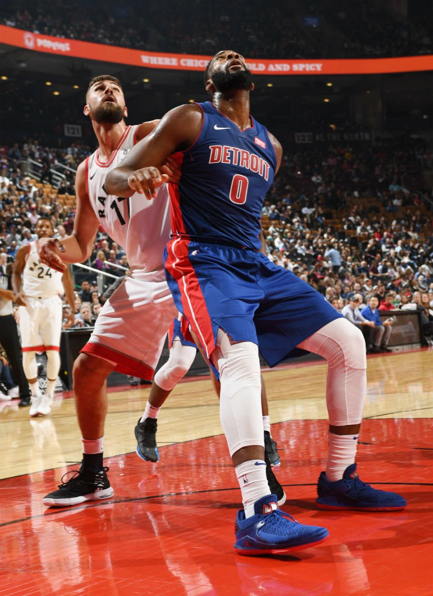 finest selection 90b7e 1ce02 solewatch andredrummond goes low with his new air jordan 32 pes