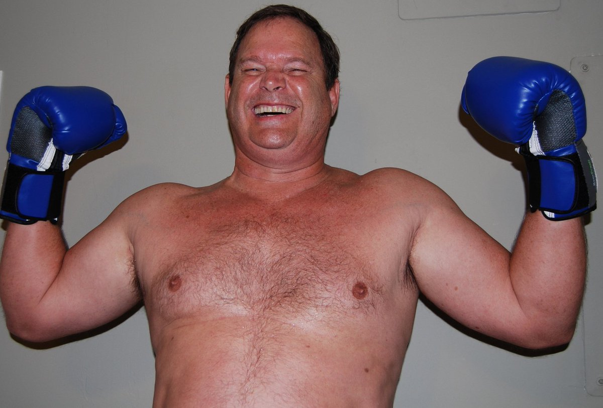 LOOK LIKE THIS BOXING DAD? get MONTHLY SALARY from  http:// ModelingPortfolio.org  &nbsp;   #boxing #dad #redneck #fighting #hairychest #beefy #brawny #chub<br>http://pic.twitter.com/DTypaRkhEy