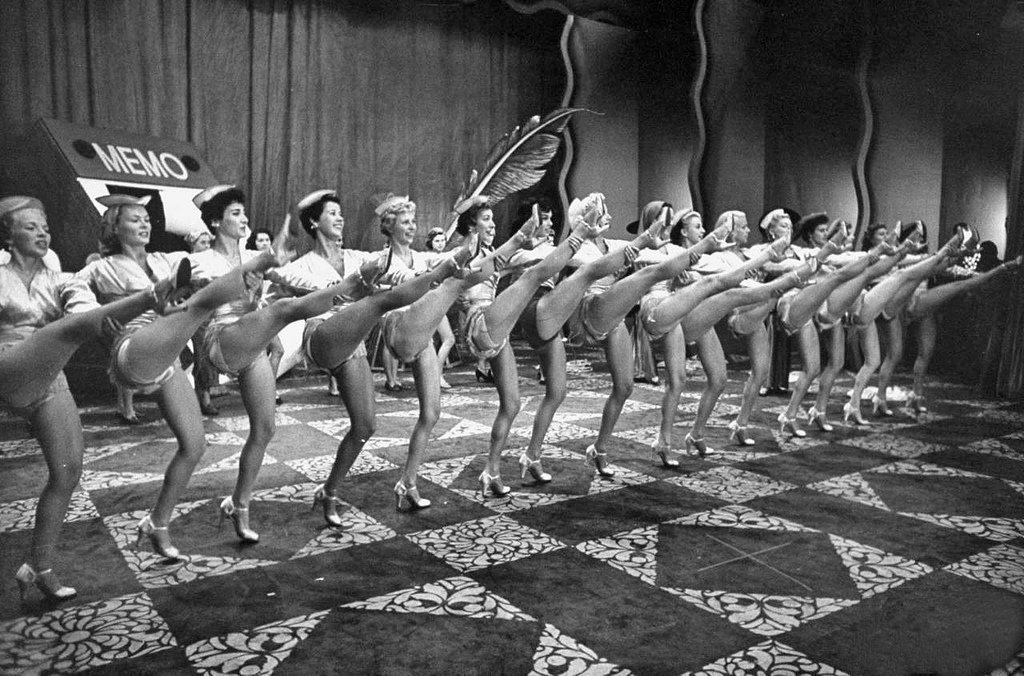 New Version Of A Famous Vintage Dance