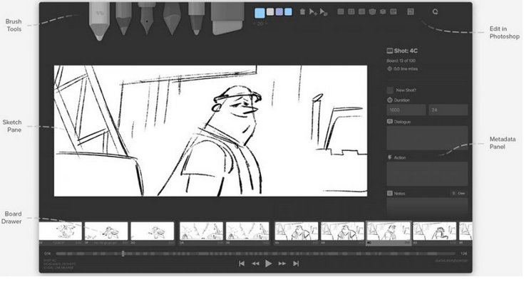 Download New Storyboarding Software That's Free & Open Source: