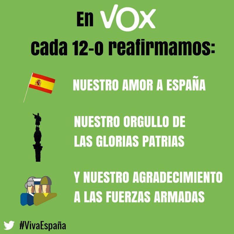 ¡Viva España! ¡Viva el Rey! ¡Vivan las F...