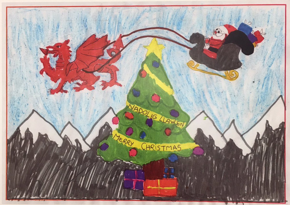Welsh government on twitter first minister carwyn jones is welsh government on twitter first minister carwyn jones is inviting primary school children to design his official 2017 christmas card kristyandbryce Image collections