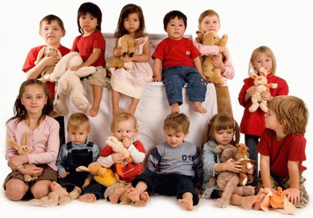Материнский капитал наделение несовершеннолетних детей долями в квартире соответствии с законом