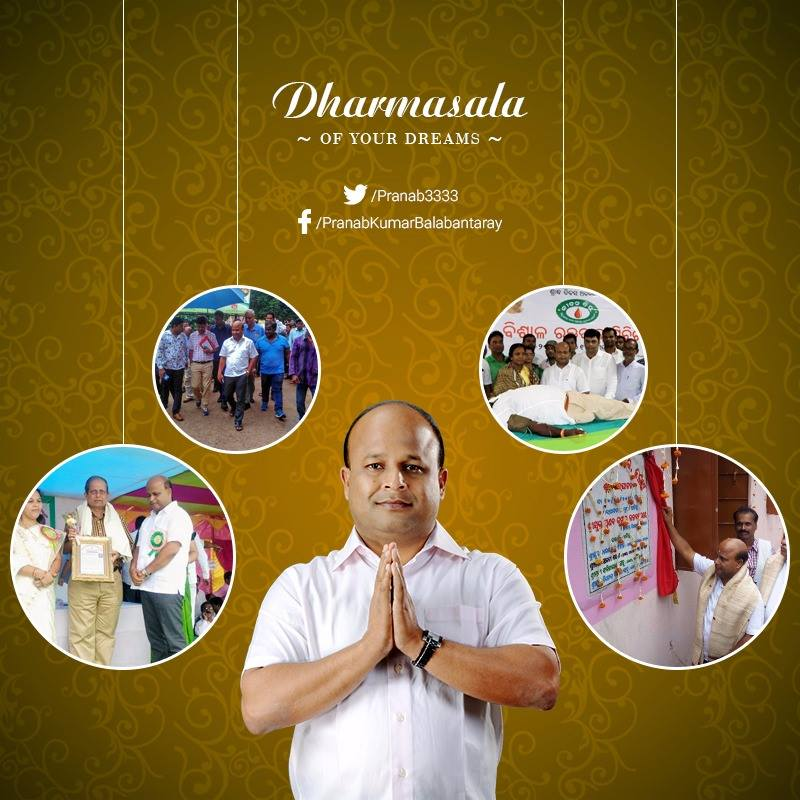 Every #Endeavour of ours is a stepping stone for the bright future of Dharmasala. #Initiative #Odisha<br>http://pic.twitter.com/J0JgrPTWh8