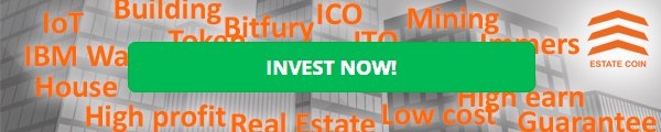 #ICO #EstateCoin LIVE. We are welcoming everyone to join #investment opportunity. Only 2 days left. Hurry up. #ICOs #blockchain #mining #btc<br>http://pic.twitter.com/Ka93q6b33C