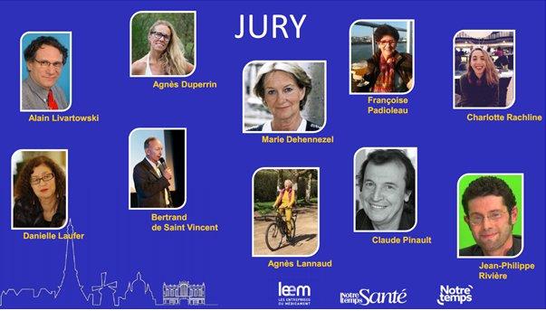 Ce soir, le jury du prix #ParolesdePatients @LeemFrance révèlera le ou la gagnante 2017pic.twitter.com/rpXgAjgNY8