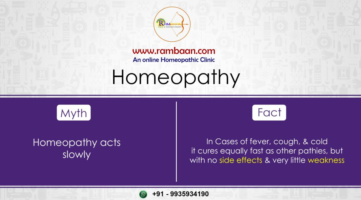 Rambaan Homeopathy on Twitter: