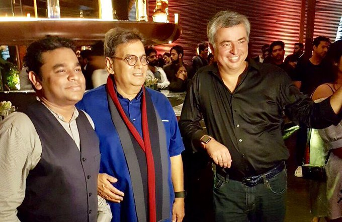 Celebrating with Vice President  #Apple Eddy Cue n music world n we@Whistling_Woods being authorised training centre https://t.co/JTZSYL7JJX