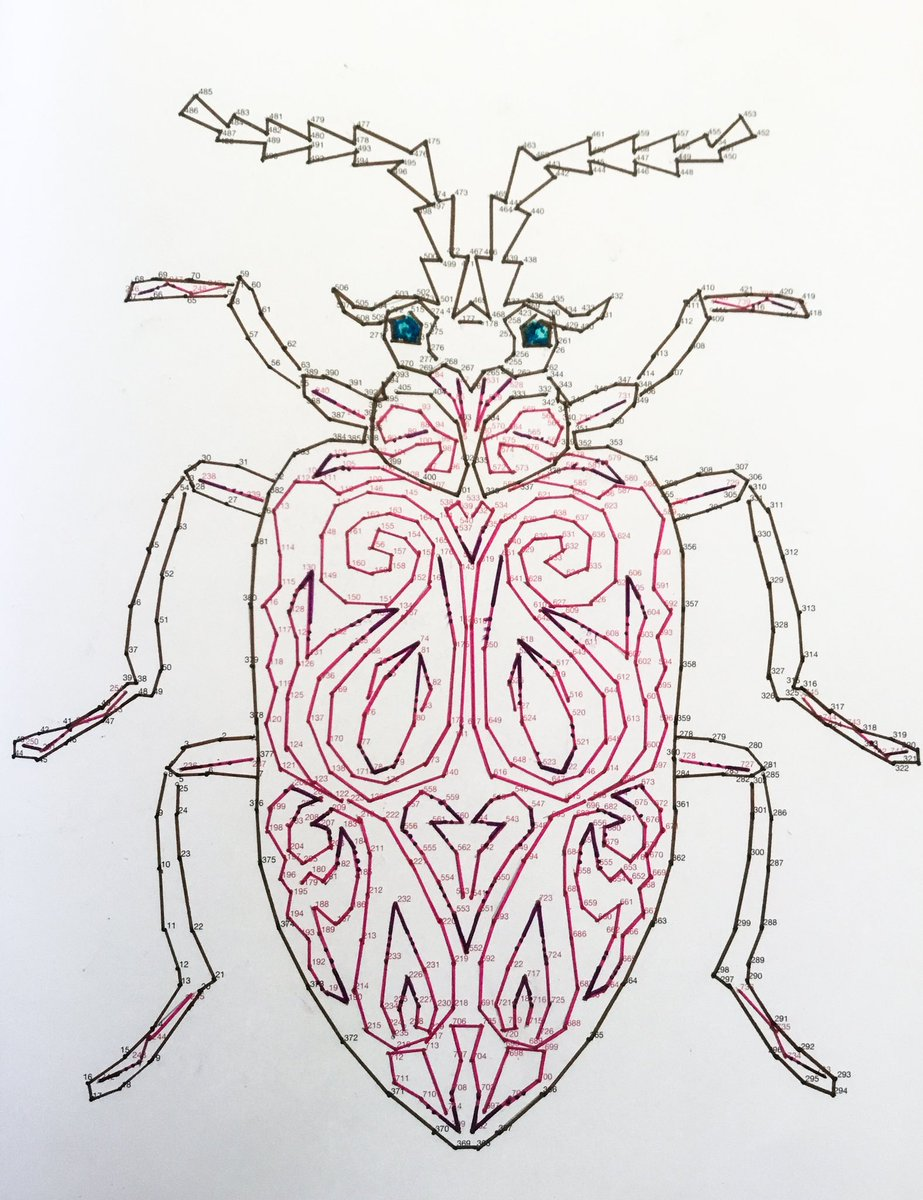 91 ideas insect dot to dot on emergingartspdx com