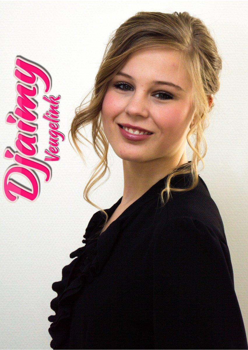 Ook een kanshebber voor de #Geldersetop100 #DjaimyVeugelink .Stem jij ook mee op Djaimy?  http://www.degeldersetop100.nl  @OmroepGLD Alvast bedankt