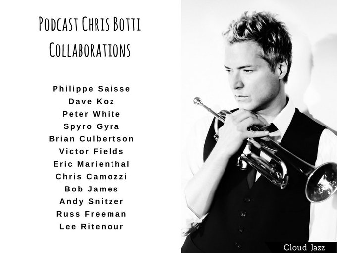 Happy Birthday Chris Botti !! Hoy cumple 55 años el trompetista Chris Botti.  Podcast: