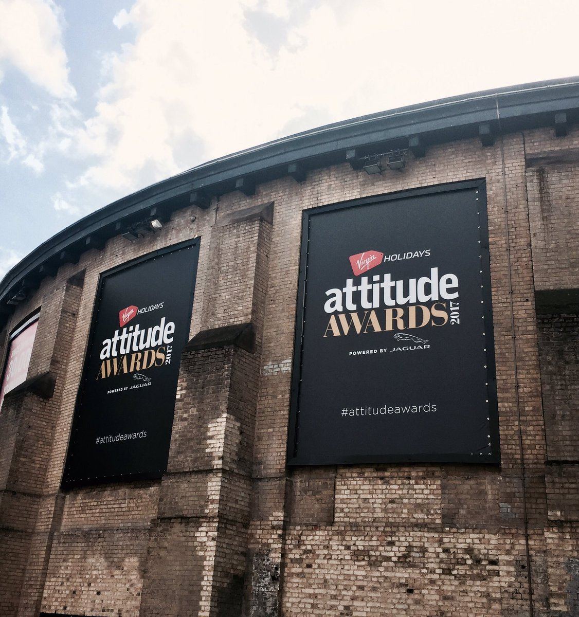 As the publisher of this great magazine. This makes us very proud indeed. Not long to go! #AttitudeAwards #camdenroundhouse https://t.co/ysZTSSaQxs
