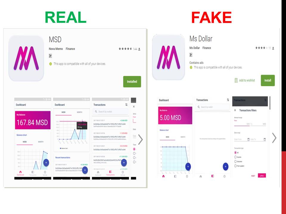 what is msd cryptocurrency