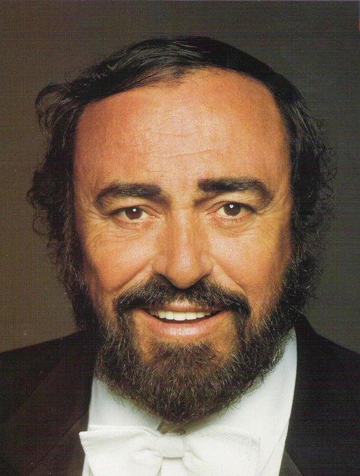 Happy Birthday Luciano Pavarotti