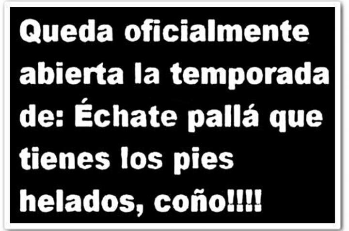 #ConEsteFrio ⛄ https://t.co/czA53hLncV
