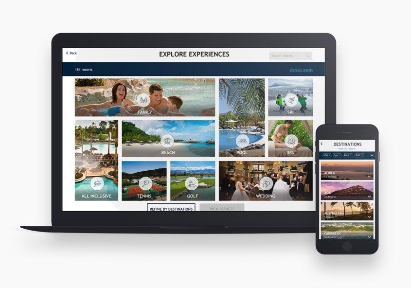 我(作为 UX 设计实习生)怎么参与世界一流旅游景点网站、移动网站的重新设计项目 // A Resorts website Redesign Project https://t.co/t5xx4n3GKx https://t.co/unNoDP3YjS 1