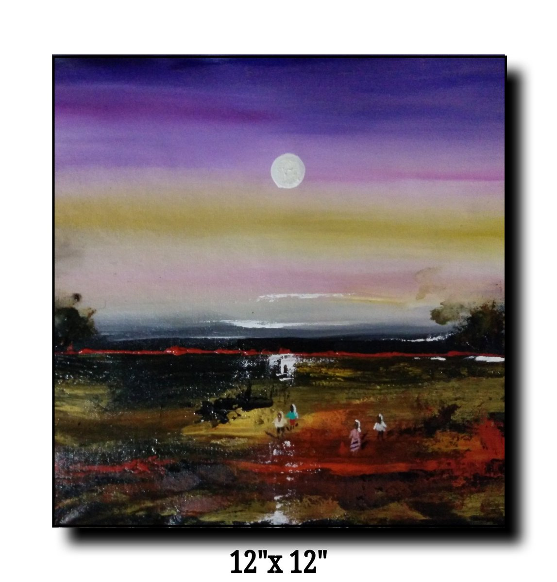 Abstract Landscape Art For Sale