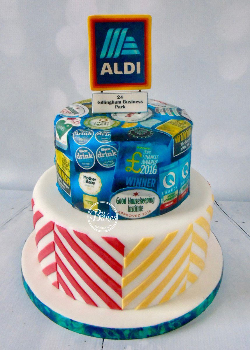 Birthday Cake Aldi The Cake Boutique
