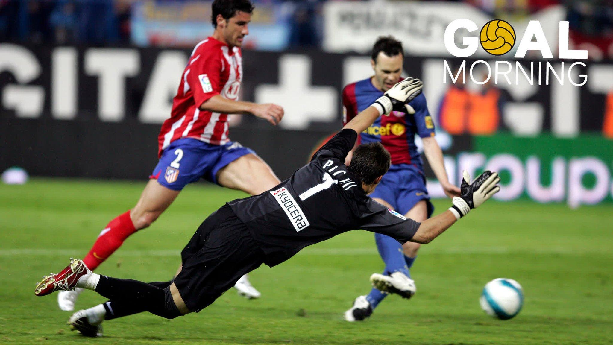 G⚽️AL MORNING!!!  2 days to go for #AtletiBarça  ⚽️ @andresiniesta8 �� Atlético Madrid https://t.co/OPjd5warUw