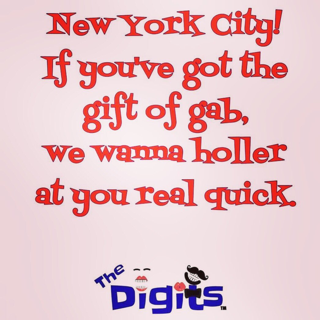 We are coming through, New York City! #flirt #partygame #kickstarter #launch #nyc<br>http://pic.twitter.com/GYzW7b2kdB