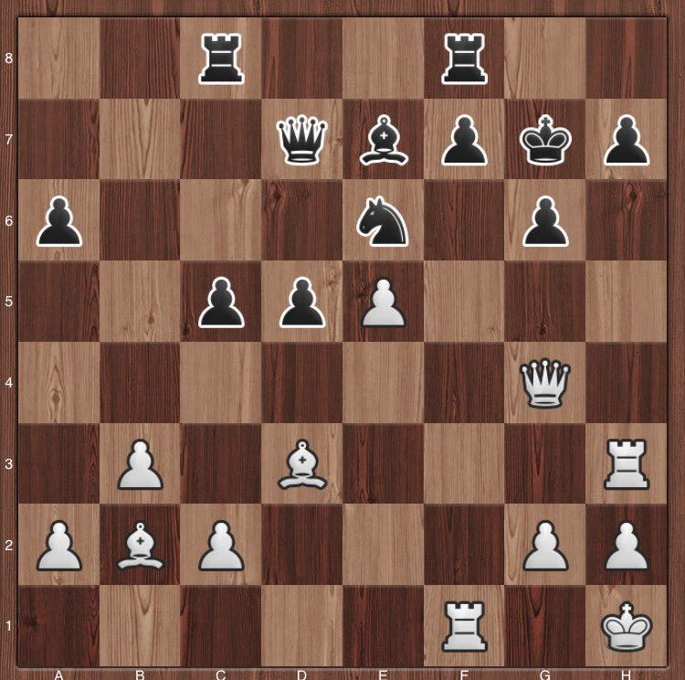 You play with White. Show no mercy! #c24live #chess #tactics <br>http://pic.twitter.com/UKVqkk7aU2