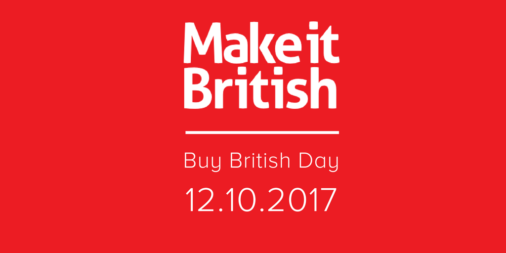 It's #BuyBritishDay What Made in Britain...