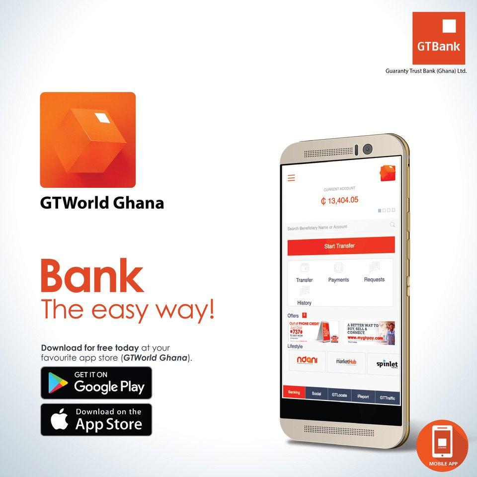 GTBank (Ghana) Ltd  on Twitter: