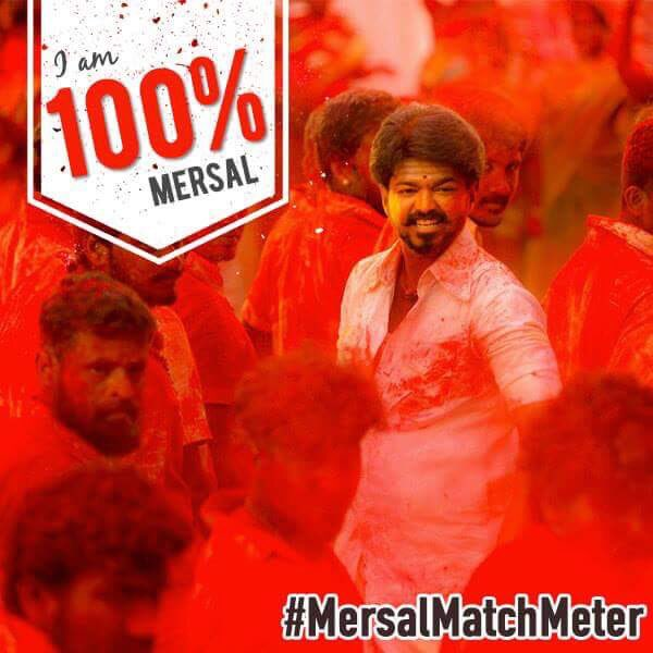 Try Out this #MersalMatchMeter in @ThenandalFilms Facebook Page. #Interesting  #MersalDiwali <br>http://pic.twitter.com/rV6sMmXekx