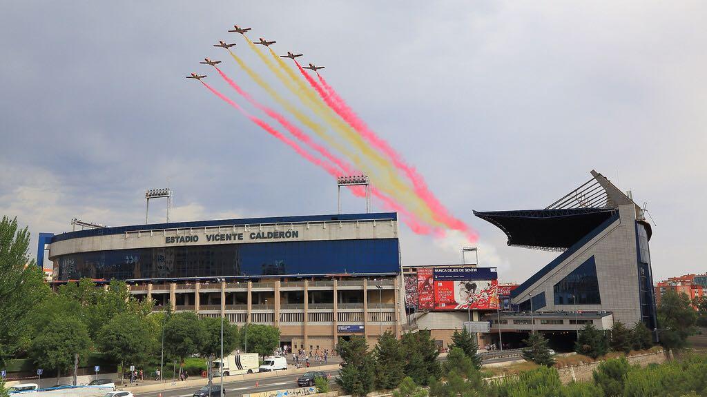 Realmente Atléticos, Sobradamente Españo...