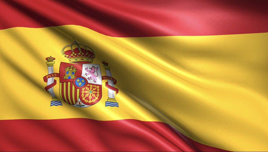 Viva España!! Orgulloso de llevarte allá...