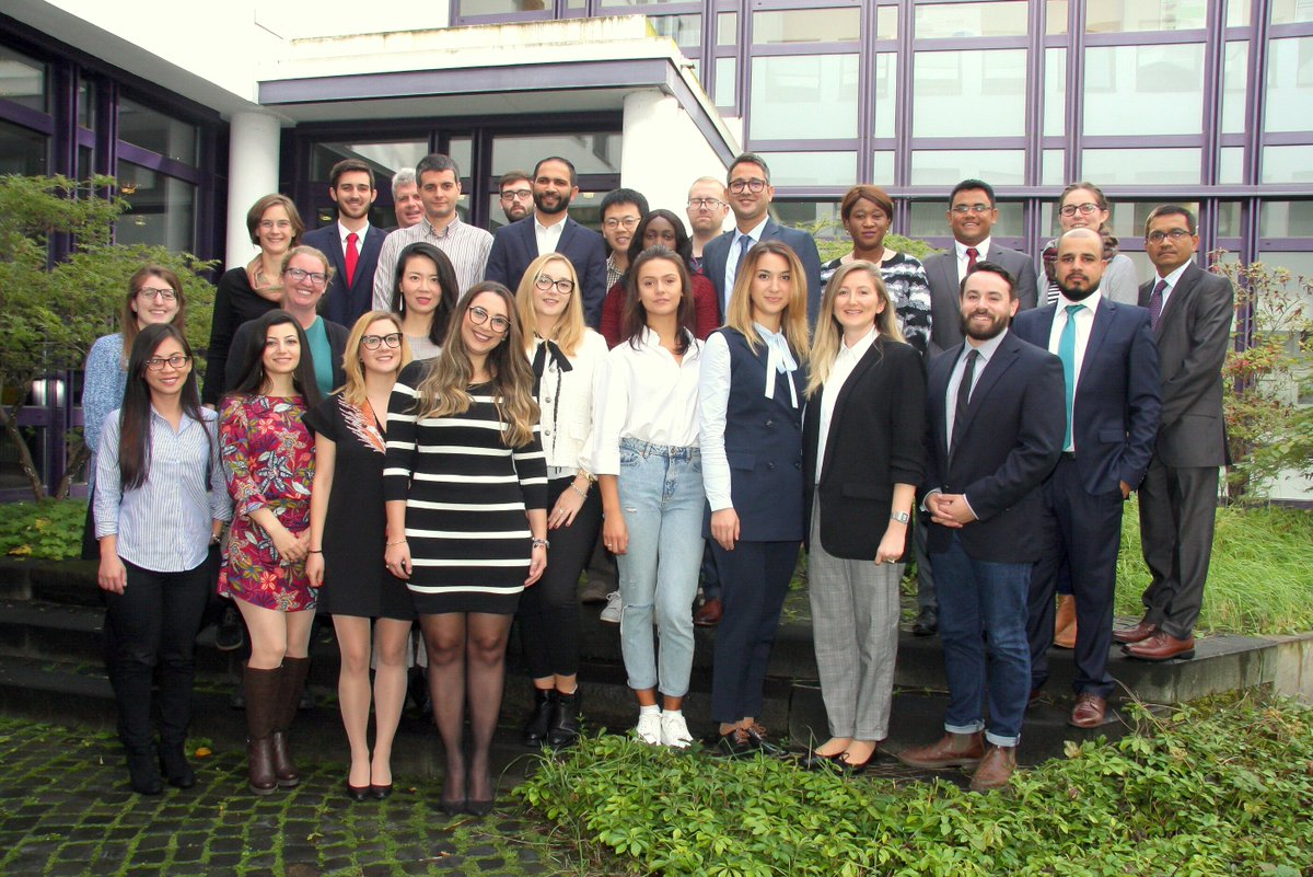 Fresh new faces from 17 countries: #ZEI is welcoming the Master Class of 2018 They have begun their studies this week. #EuropeanStudies <br>http://pic.twitter.com/cN728hcKam