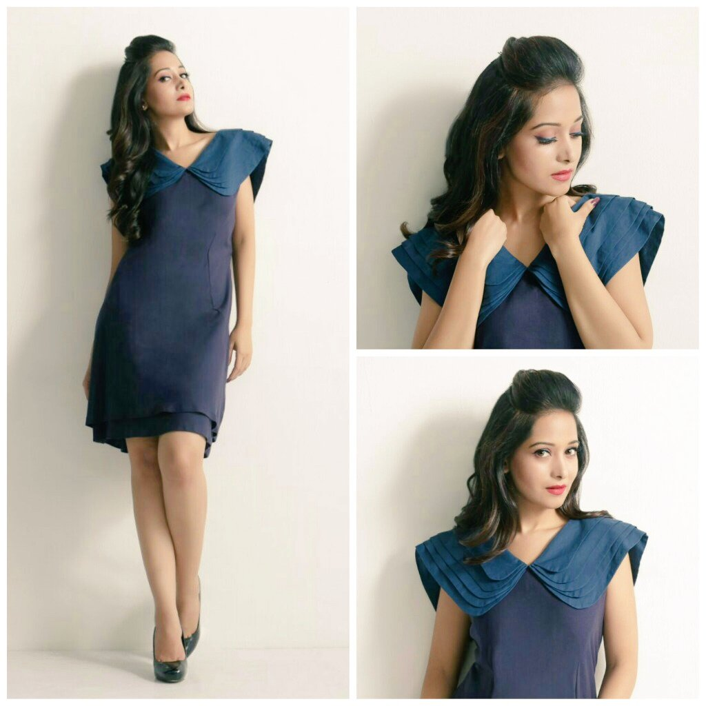 Luxe glamour!! Stylish looks created by ethical methods by Eco-Couturer @SONYAVAJIFDAR #ecofriendly #couture #india #fashionblogger<br>http://pic.twitter.com/ZDnJZRh0Ie