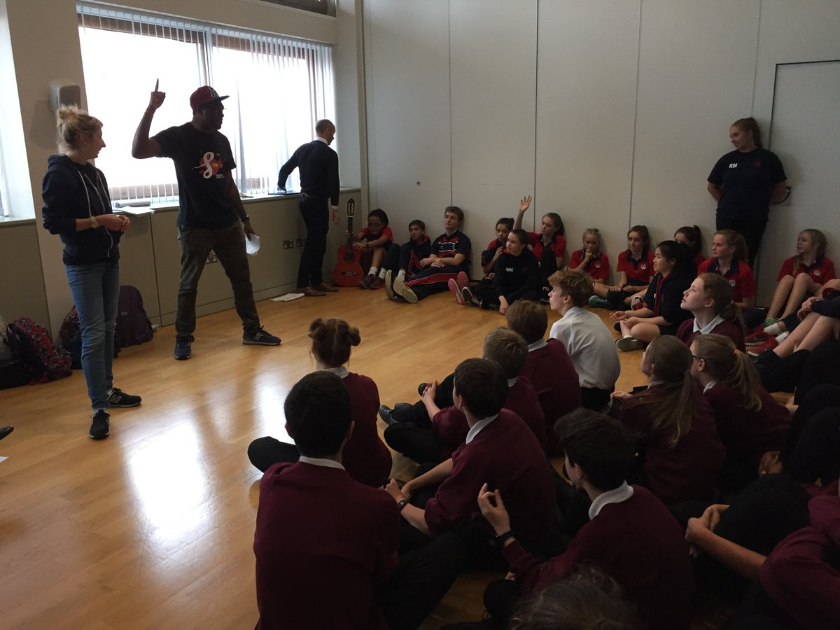 Our King Lear Cast Enjoyed A Visit To