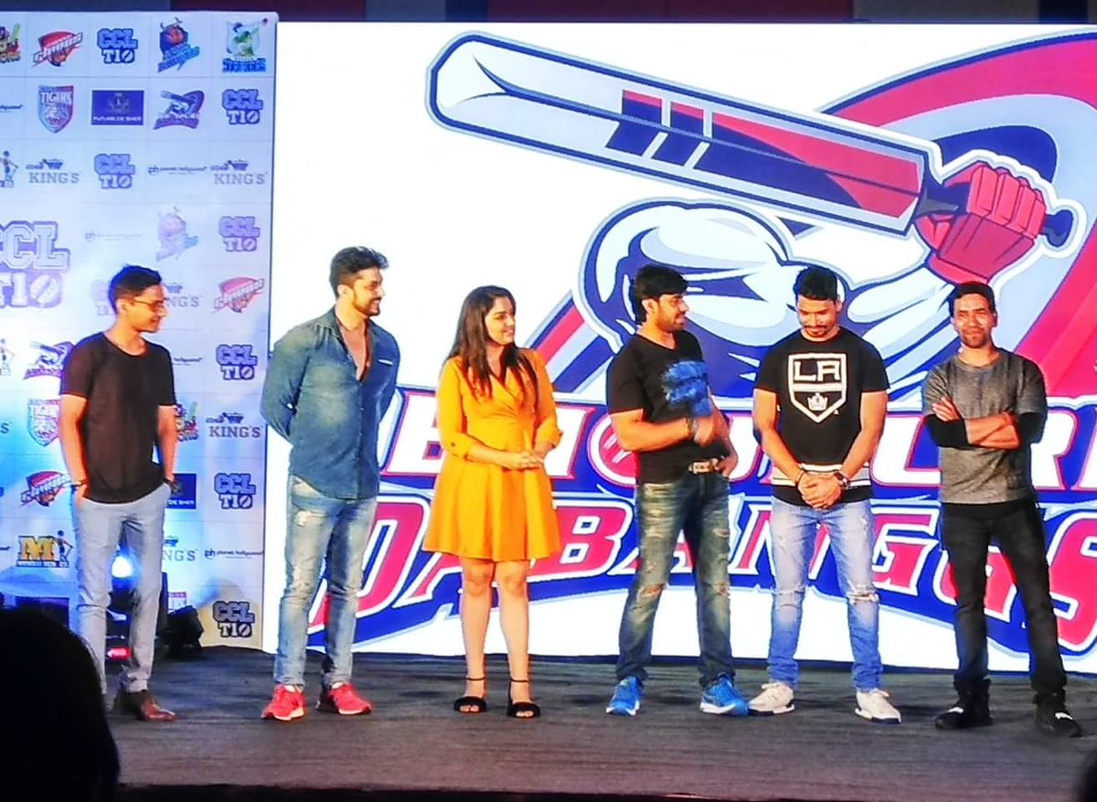 Ccl Team S Meet At Phgoa New Season To Be Cclt10 Bhojpuridabangs Pic Twitter Jjmlmve32e