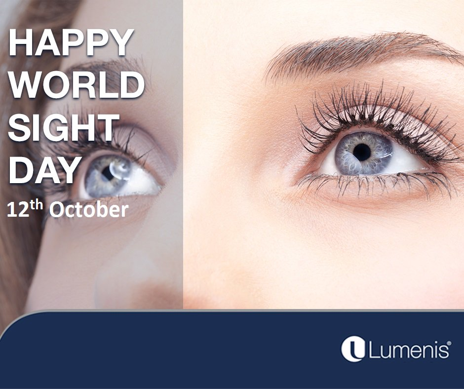 Team Lumenis Wishes you a Happy Vision D...