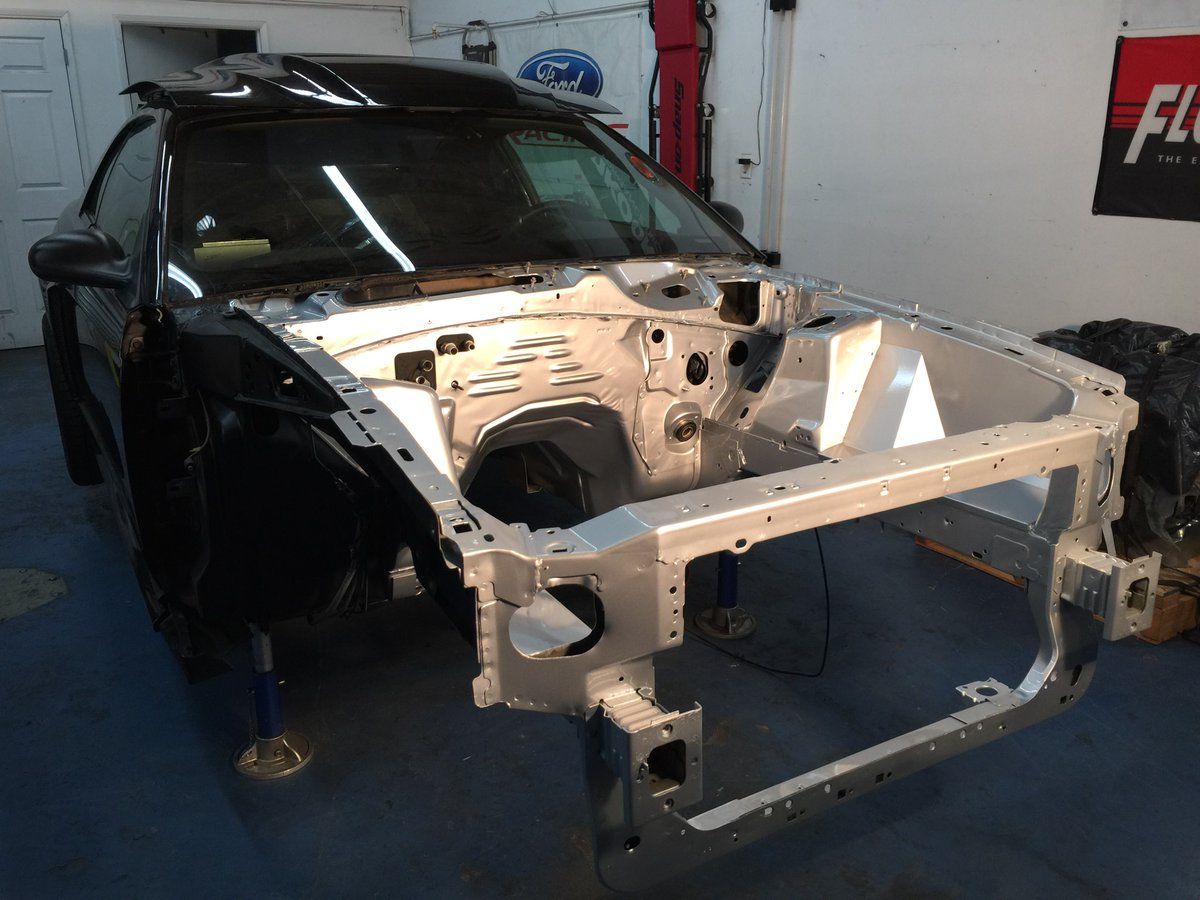The Pony Stop On Twitter Scottrodfab Sn95 New Edge 2001 Mustang