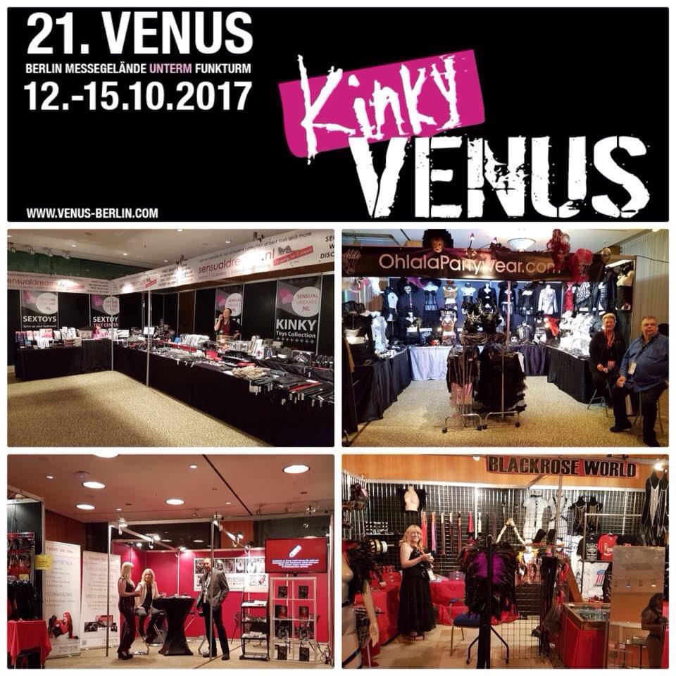 2017 messe venus Venus 2017