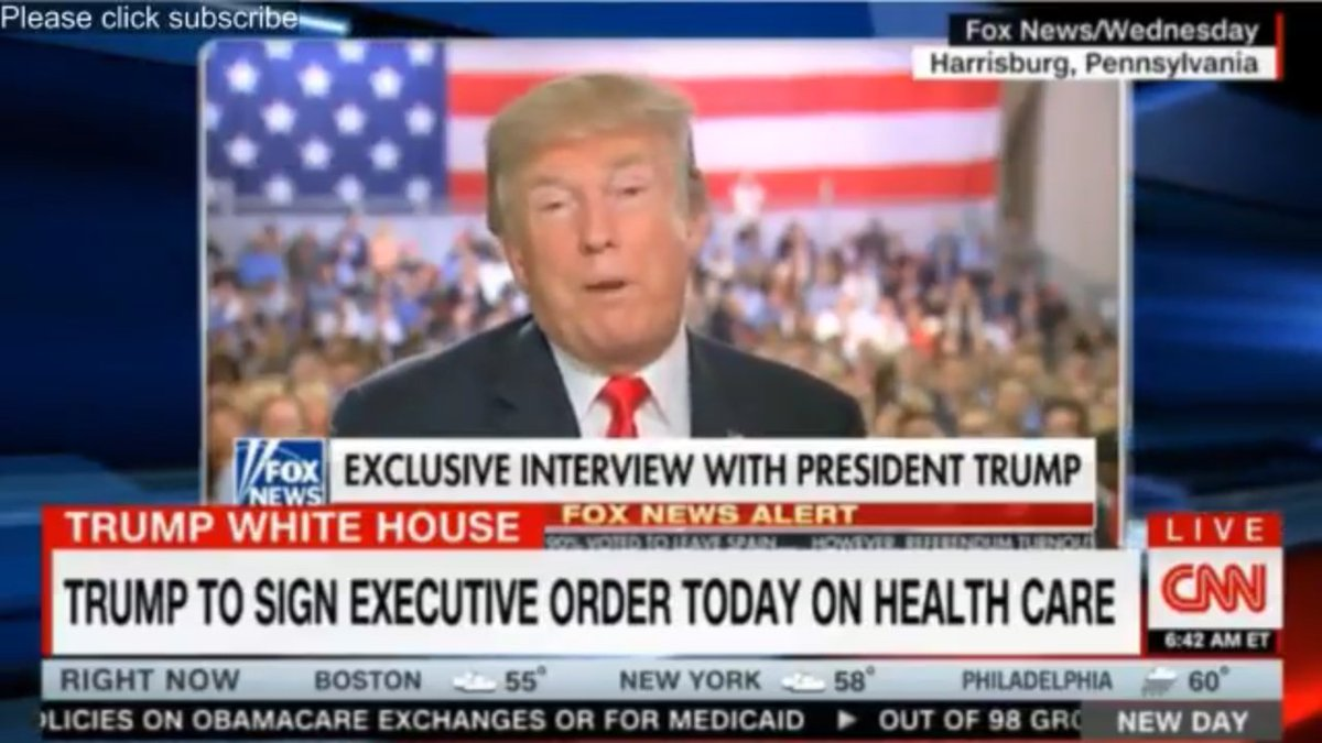 Congress could not REPEAL #ACA so now #Trump &quot;REPEALING&quot; IT HIMSELF. Remember this in 2018!  #TheResistance #CNN #MSNBC<br>http://pic.twitter.com/WOTrCa2SwH
