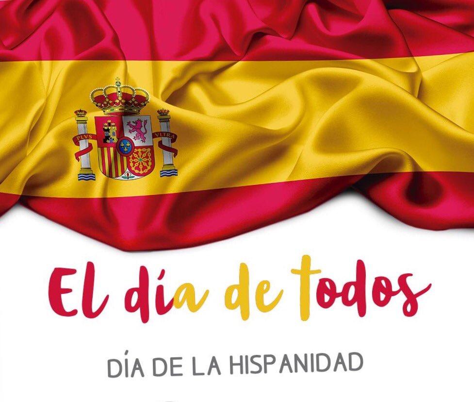 ➡️ Feliz #DiaDeLaHispanidad a todos. Org...