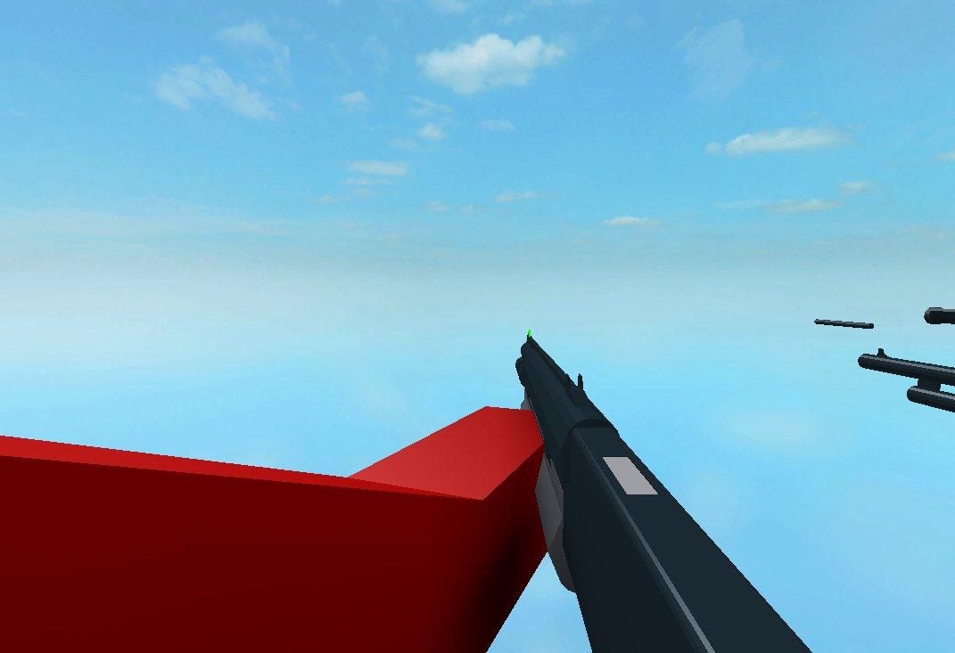 The proper shotgun sight picture a figure 8