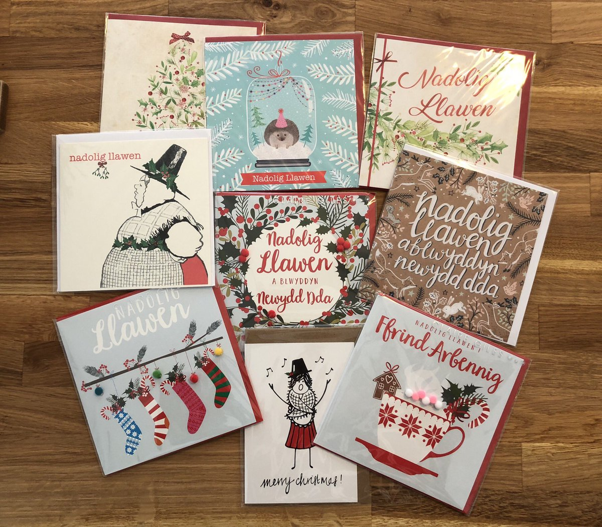 Homemade wales on twitter our welsh christmas cards have arrived homemade wales on twitter our welsh christmas cards have arrived in store packs of charity cards or singles pop in take a look kristyandbryce Image collections