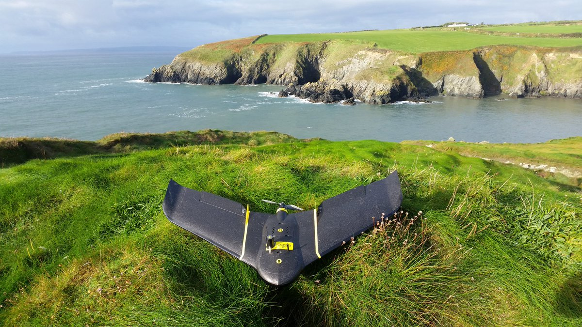 Nice launch location for some coastal mapping with the @sensefly eBee Plus @KORECGroup @KOREC_Fran @CoastCopper #CopperCoast #eBee #KOREC<br>http://pic.twitter.com/MijFFrDwoJ