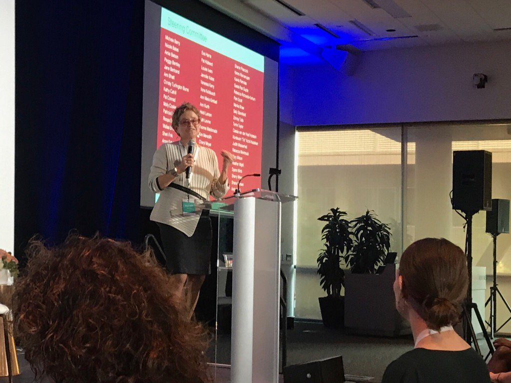 Michelle Barry opens #WLGH17: Women make up 90% of global health workforce and less than 25% of leadership. <br>http://pic.twitter.com/C6EMhHUuP0